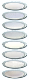 Round Skylight Diffusers