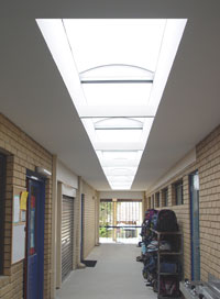 Sunlite Commercial Skylight Perth